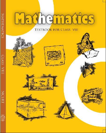 NCERT Solutions Class 8 mathematics textbook