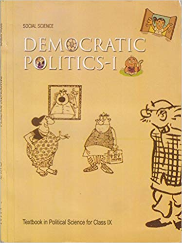 NCERT Solutions Class 9 Social Science Political Science Textbook