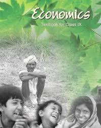 NCERT Solutions Class 9 Social Science Economics Textbook