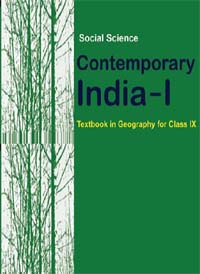 NCERT Solutions Class 9 Social Science Geography Textbook