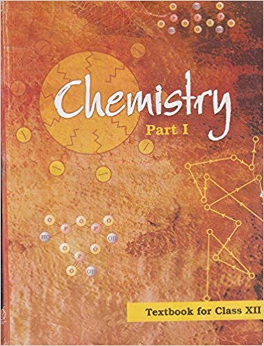 NCERT Solutions class 11 Chemistry Textbook