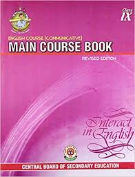 NCERT Solutions Class 9 English Main Course Book